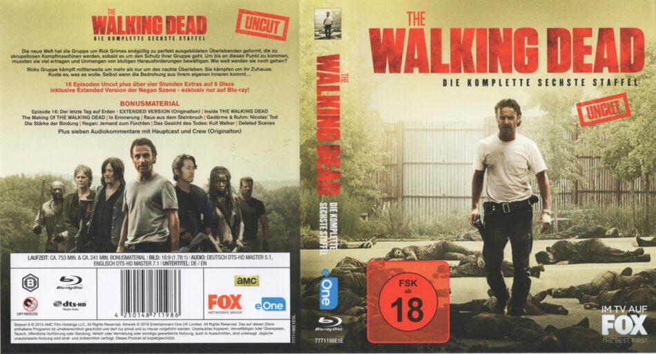 The Walking Dead Staffel 6 German
