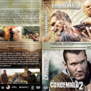 The Condemned Double Feature (2007-2015) R1 Custom Cover