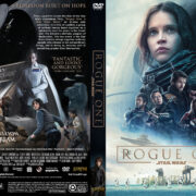 Rogue One - A Star Wars Story (2016) R1 Custom Cover