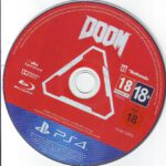 DOOM (2016) PS4 German Label