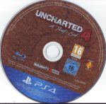 Uncharted 4 (2016) PS4 German Label
