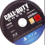 Call of Duty Ghosts (2013) PS4 German Label