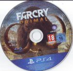 FarCry Primal (2016) PS4 German Label