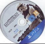 Star Wars Battlefront (2015) PS4 German Label