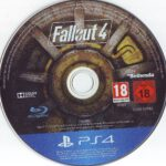 Fallout 4 (2015) PS4 German Label