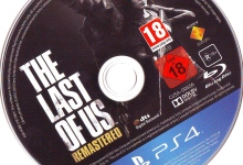 The Last of Us Remastered (2014) PS4 German Label