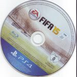 FIFA 15 (2014) PS4 German Label