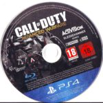 Call of Duty Advanced Warfare (2014) PS4 German Label