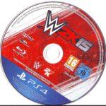 W2K15 (2014) PS4 German Label