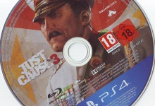 Just Cause 3 (2015) PS4 German Label