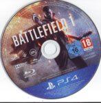 Battlefield 1 (2016) PS4 German Label