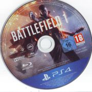 Battlefield 1 (2016) PS4 German Label