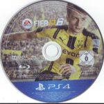 FIFA 17 (2016) PS4 German Label
