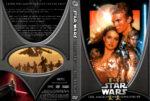 Star Wars: Episode II – Angriff der Klonkrieger (2002) R2 GERMAN Custom Cover