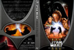 Star Wars: Episode III – Die Rache der Sith (2005) R2 GERMAN Custom Cover