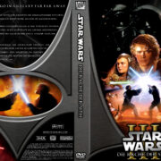 Star Wars: Episode III – Die Rache der Sith (2005) R2 GERMAN Custom Cover