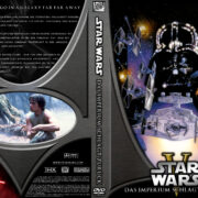Star Wars: Episode V – Das Imperium schlägt zurück (1980) R2 GERMAN Custom Cover