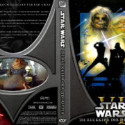 Star Wars: Episode VI – Die Rückkehr der Jedi-Ritter (1983) R2 GERMAN Custom Cover