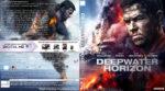Deepwater Horizon (2016) R2 German Custom Blu-Ray Cover & Labels