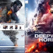 Deepwater Horizon (2016) R2 German Custom Blu-Ray Cover & Labels