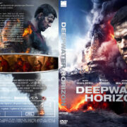 Deepwater Horizon (2016) R2 German Custom Cover & labels