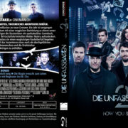 Die Unfassbaren 2 Now You See Me (2016) R2 German Custom Blu-Ray Cover & labels