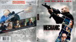 The Mechanic 2 Resurrection (2016) R2 German Custom Blu-Ray Cover & label