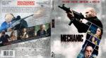 The Mechanic 2 Resurrection (2016) R2 German Custom Blu-Ray Cover & label