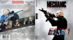 The Mechanic 2 Resurrection (2016) R2 Custom German Blu-Ray Cover & label