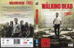 The Walking Dead Staffel 6 (2016) R2 German Cover & labels