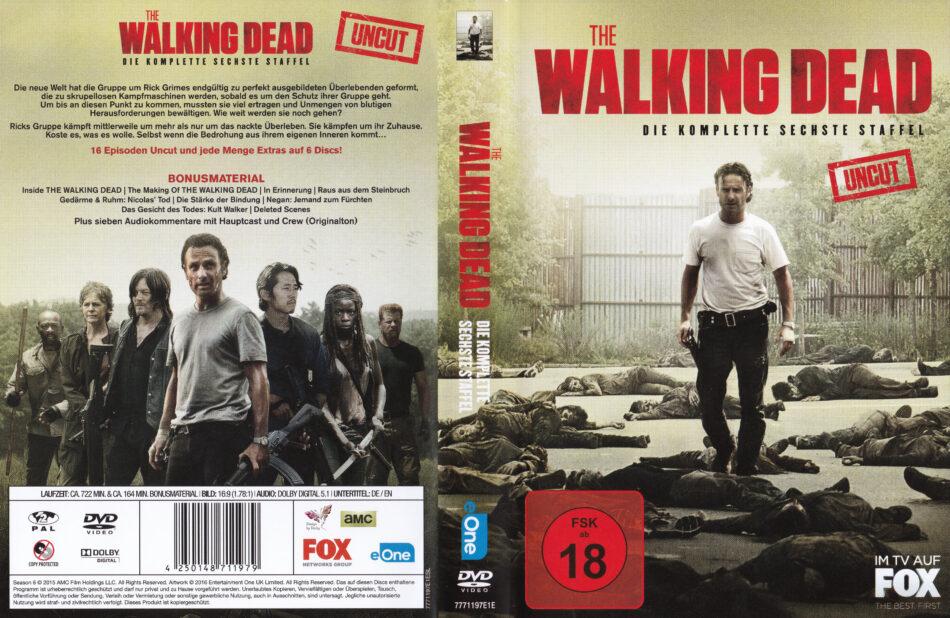 The Walking Dead Staffel 6 Free Tv Deutschland