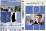 The Mentalist – Season 1 (part of a spanning) (2008) R1 Custom Cover