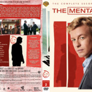 The Mentalist – Season 2 (part of a spanning) (2009) R1 Custom Cover