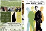 The Mentalist – Season 6 (part of a spanning) (2013) R1 Custom Cover