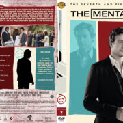 The Mentalist – Season 7 (part of a spanning) (2014) R1 Custom Cover