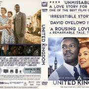 A United Kingdom (2016) R0 Custom DVD Cover