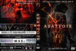 Abattoir (2016) R0 Custom DVD Cover