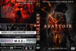 Abattoir (2016) R0 Custom DVD Cover