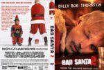 Bad Santa 2 (2016) R0 Custom DVD Cover