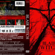 Blair Witch (2016) R0 Custom DVD Cover