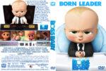 Boss Baby (2017) R0 Custom DVD Cover