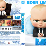 Boss Baby (2017) R0 Custom DVD Cover