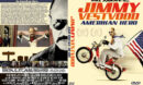 Jimmy Vestvood Amerikan Hero (2016) R1 Custom DVD Cover