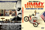 Jimmy Vestvood Amerikan Hero (2016) R1 Custom DVD Cover