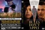 Rules Don't Apply (2017) R0 Custom DVD Cover