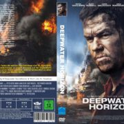 Deepwater Horizon (2016) R2 GERMAN Custom Cover