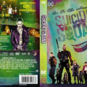 Suicide Squad (2016) R2 GERMAN Cover