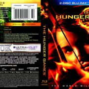 The Hunger Games (2012) R1 Blu-Ray Cover & Labels