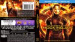 The Hunger Games Mockingjay – Part 1 (2014) R1 Blu-Ray Cover & Labels