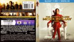 The Hunger Games Mockingjay – Part 2 (2015) R1 Blu-Ray Cover & Labels